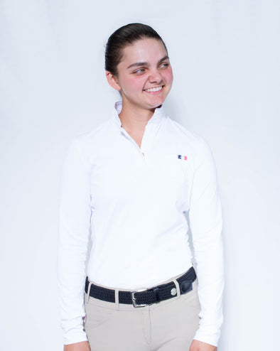 Women's Sterling Show Shirt - White