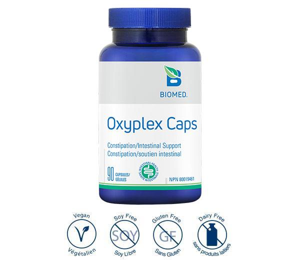 Oxyplex 90 caps - Gastrointestinal, Bacterial Infection, Dysbiosis
