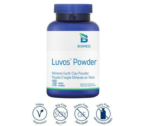 Luvos Powder 200 grams - Skin Conditions