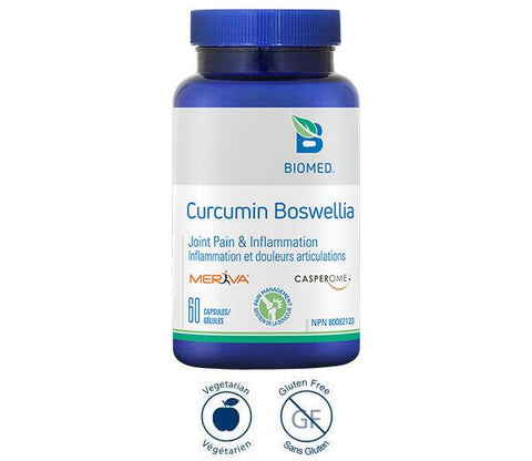 Curcumin Boswellia - Joint Pain and Inflammation