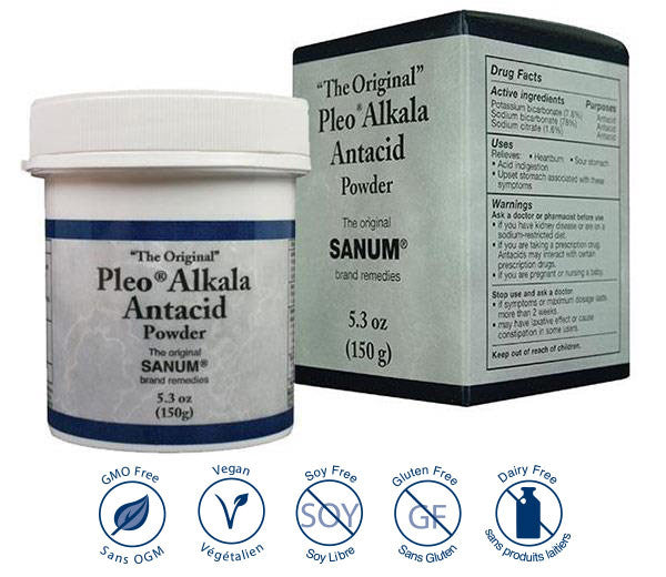 "Pleo-ALKALA ""N"" powder 150g - 15% Off (Exp. 10/31/2020)"