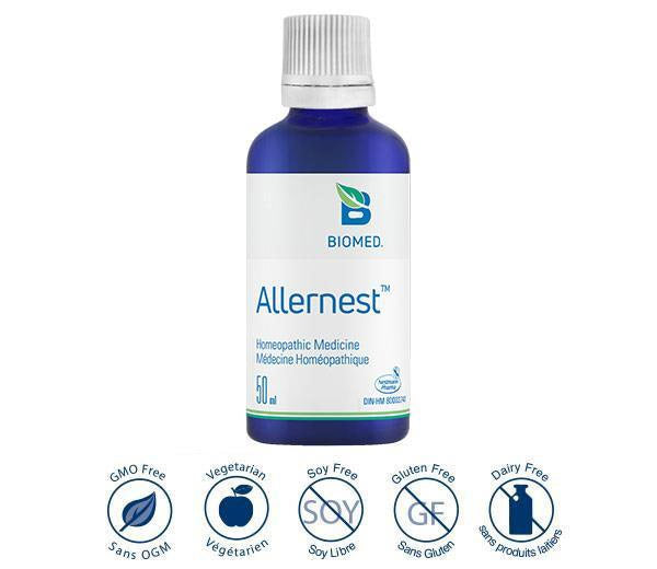 Allernest 50ml Drops - Allergies