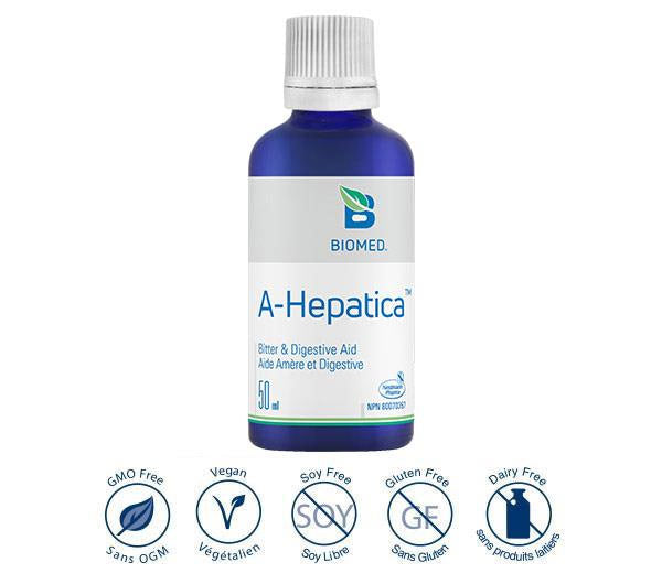 A-Hepatica 50ml - Liver Detoxification
