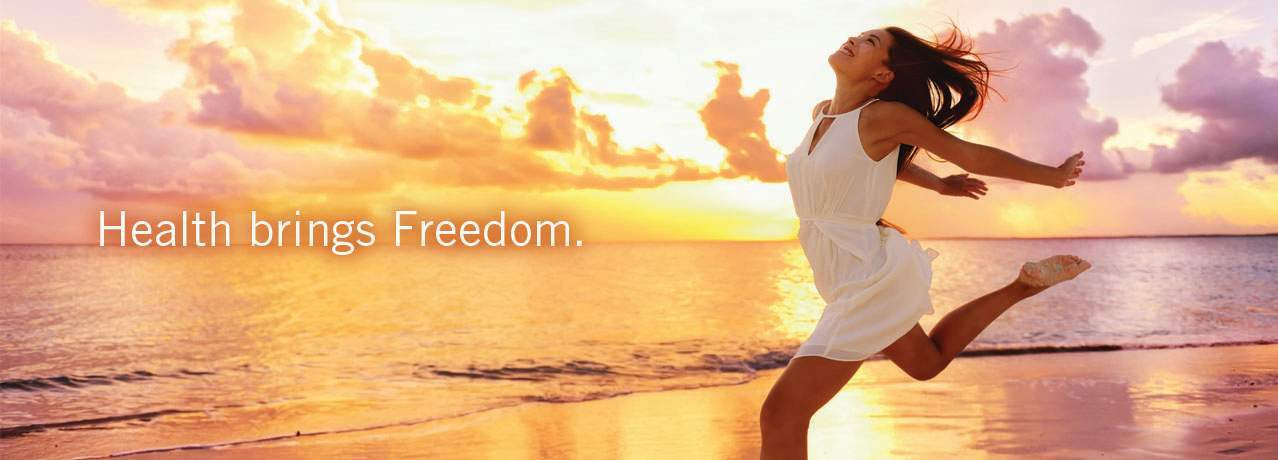 Health Brings Freedom