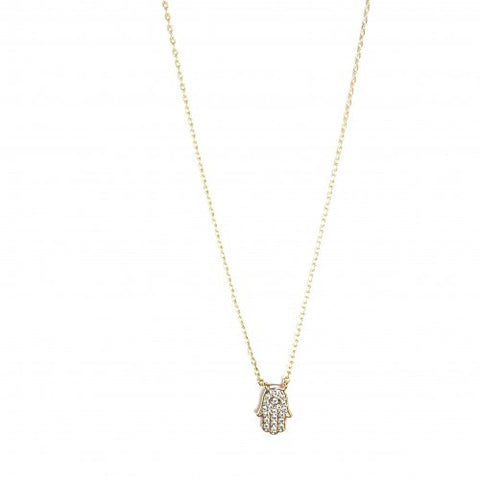 """LIANE"" BAR NECKLACE"