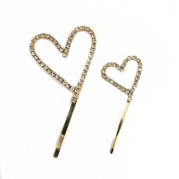 LOVE ME HAIR PINS