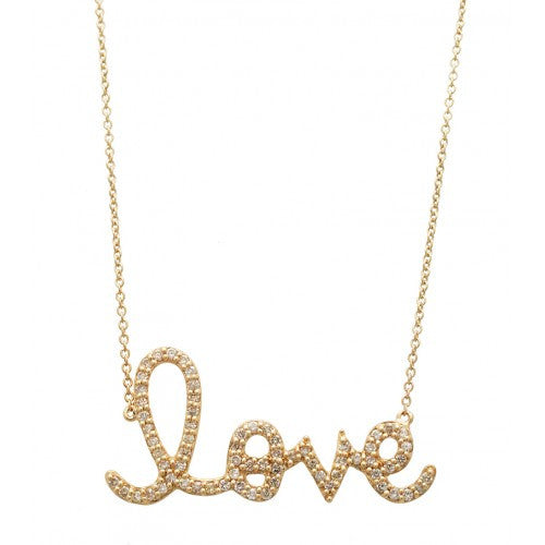 I LOVE ME MORE  STERLING SILVER NECKLACE