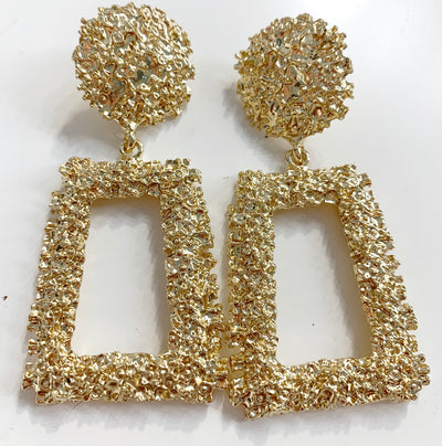 OCLLO GOLD EARRINGS