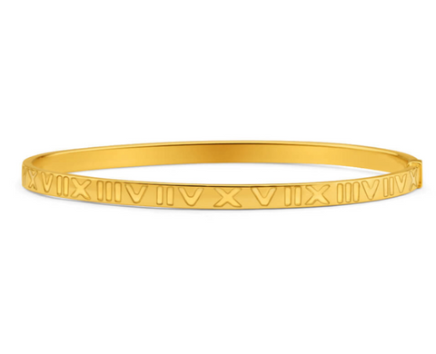 """WEALTH"" BANGLE"