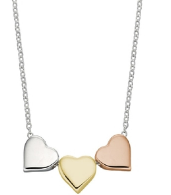 """TRES AMIGAS"" NECKLACE"