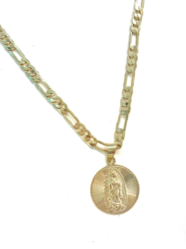 LA VIRGEN DE GUADALUPE LEXY SV NECKLACE