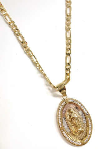 MI VIRGENCITA BELLA SV NECKLACE