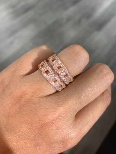 RO RO ELITE CHAINED RING