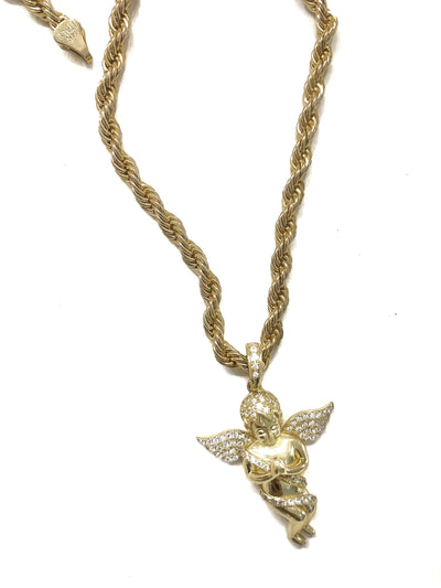 TAYLOR ANGEL NECKLACE
