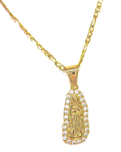MI PATRONA NECKLACE SV