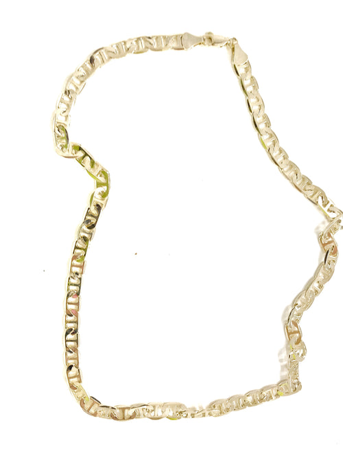 GUCCI LINK GOLD AM CHAIN
