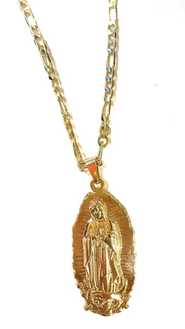 MI VIRGENCITA LINDA SV NECKLACE