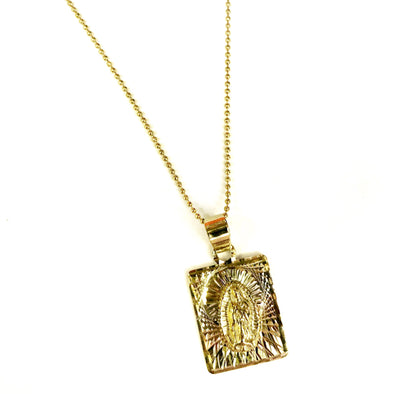 LA MILAGROSA SV NECKLACE