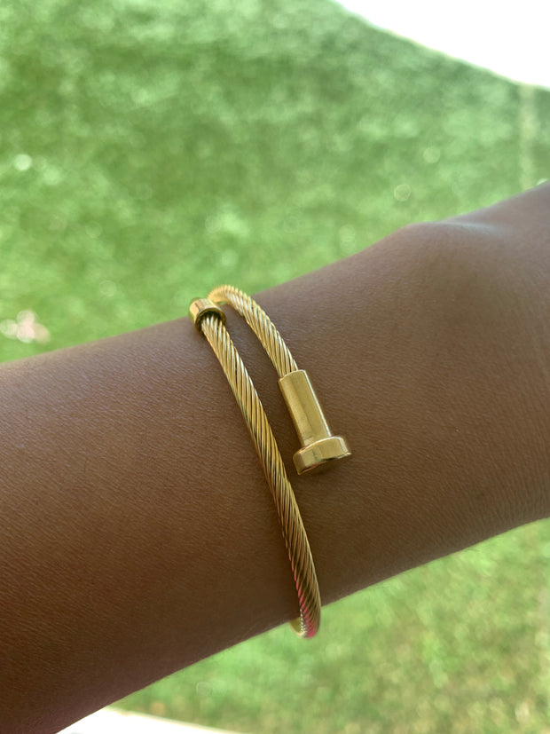 SECURED BANGLE