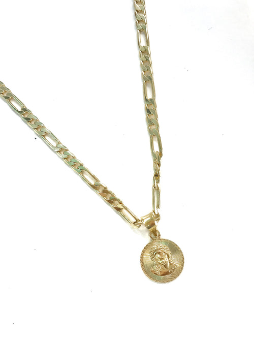 EL SAGRADO CORAZON DE JESUS SV NECKLACE