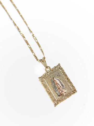 MARIA SANTA ROSARY SV NECKLACE