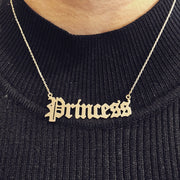 CHARACTER PERSONALITY NECKLACE