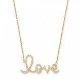 """I LOVE ME MORE""  STERLING SILVER NECKLACE"
