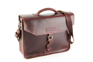 Tava Satchel - Brown