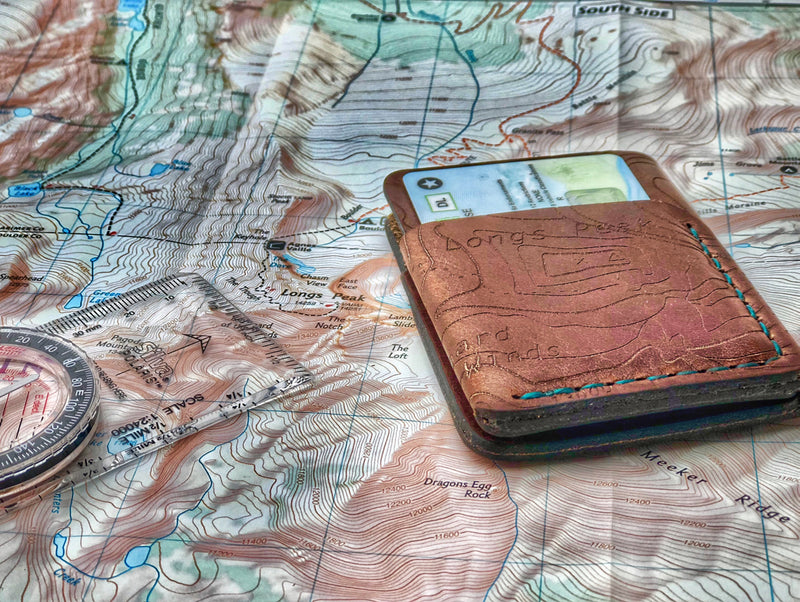 Animas Wallet: 14er Edition