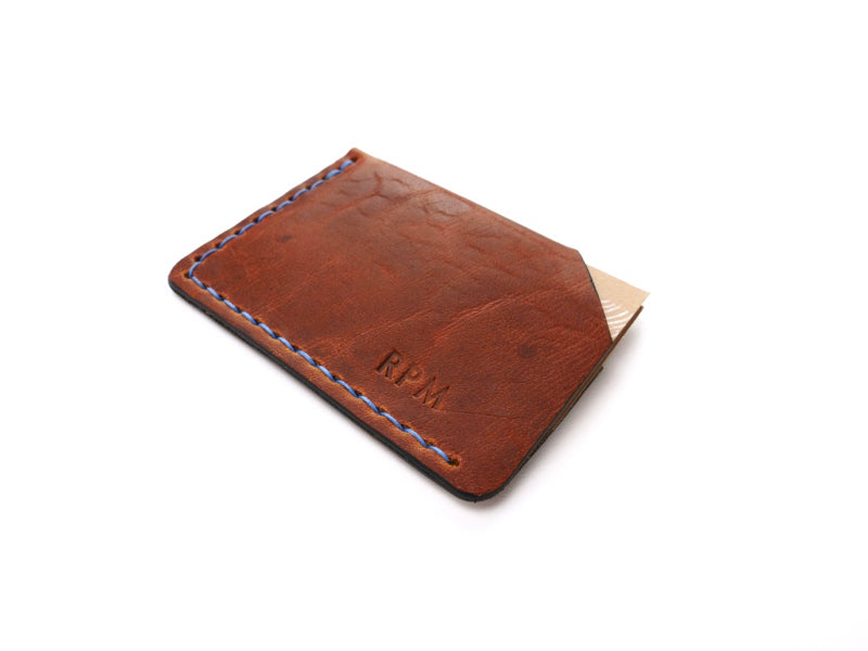 Custom Scotch Creek Card Case