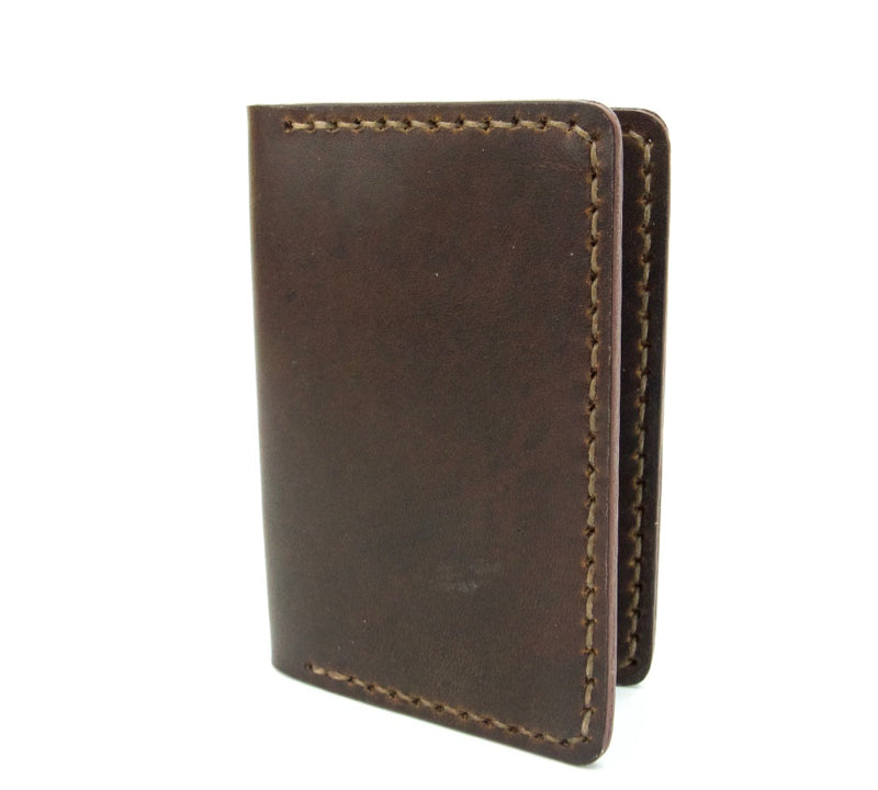 Rio Grande Passport Wallet: Brown