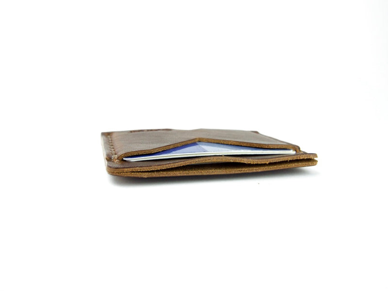 San Miguel Wallet - Dublin Brown