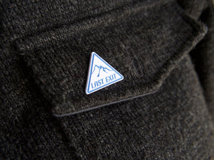Twilight Peaks Lapel Pin