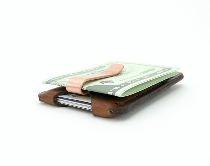 Middle Fork Wallet: Dublin Tan