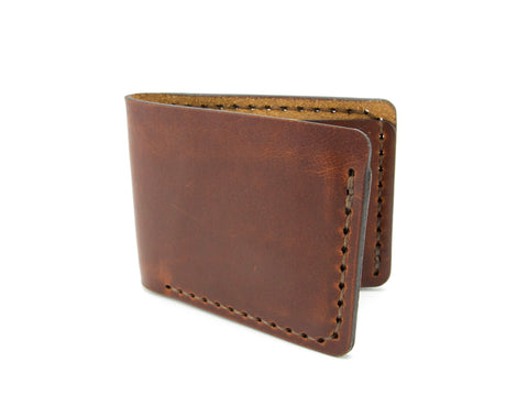 South Platte Billfold: Dublin Tan