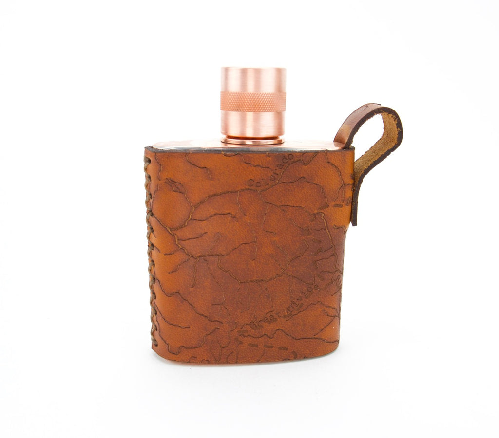Pocket Flask (3.4 oz)