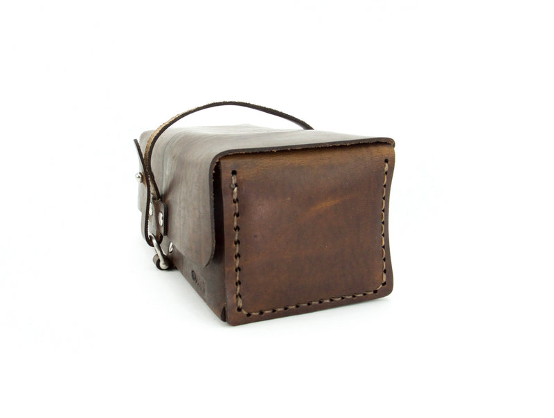 Leather Travel Kit - Large