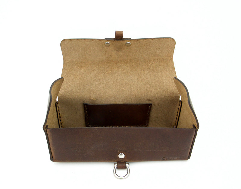 Leather Travel Kit - Small
