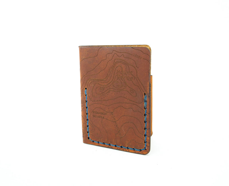 Animas Wallet: Ski Area Edition