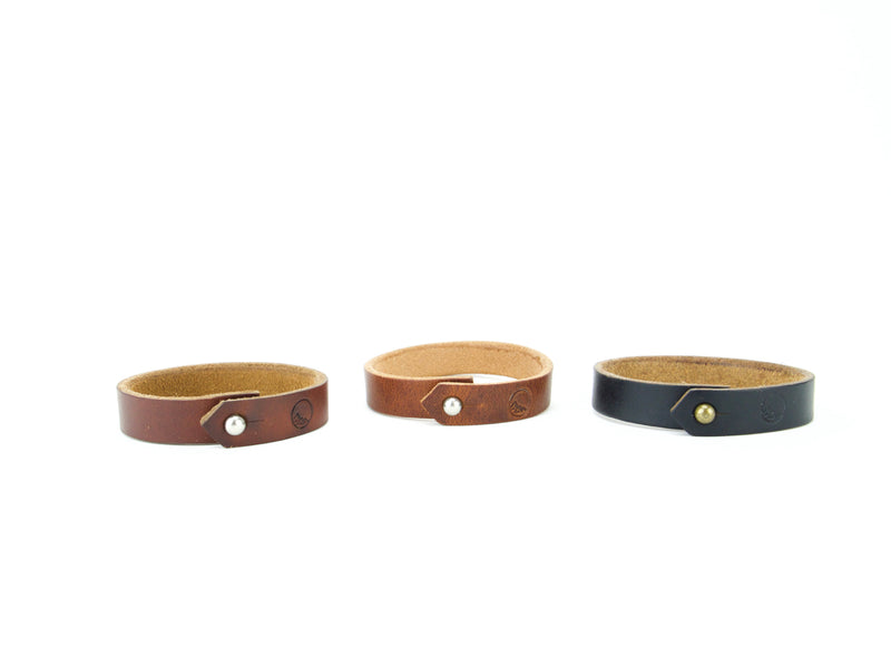Cimarron Leather Wrist Cuff