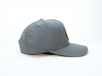 Leather Topo Snapback