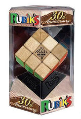 Rubik's Cube 30th Anniversary Wooden Edition