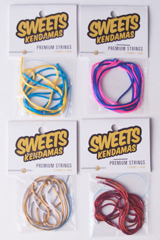 Sweets Premium String Packs
