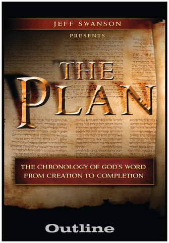 The Plan Outline (Paperback 68 pages)