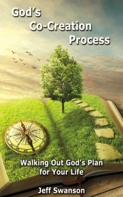 God's Co-Creation Process (Paperback 144 Pages)
