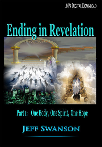 Ending in Revelation Part 1 & 2 (Video Digital Download .MP4) - 16 Sessions