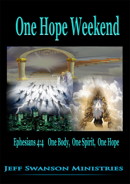 One Hope Weekend Book with PowerPoints (Digital Download PDF)
