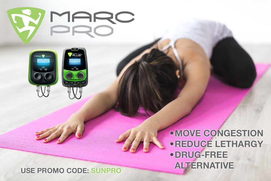 Sundance and Marc Pro collaborate for Drug Free Pain Relief