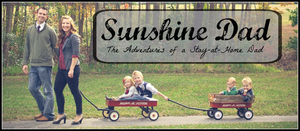 sunshine dad blog