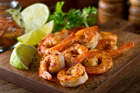 Tropical Seafood Marinade